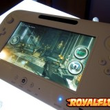 CES 2012: Wii U Tablet Controller Hands-on Demo First Impressions