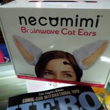 San Diego Comic Con 2012 Lost Footage – Necomimi Ears Interview