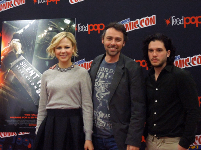 Silent Hill Revelation 3D Cast