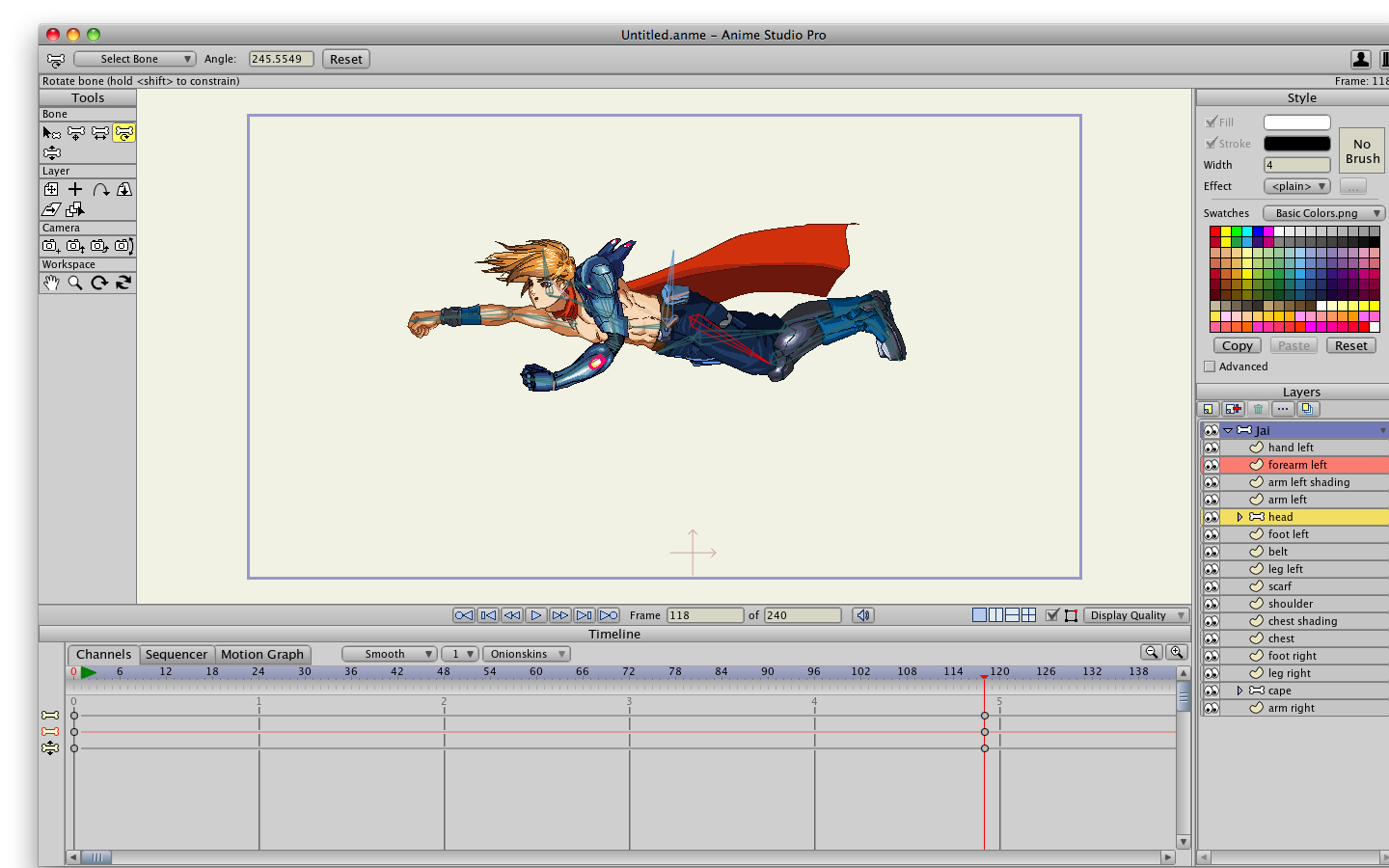 NYCC 2012: Animation Made Easy (Anime Studio Review)