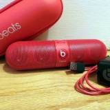 CES 2013: Beats Executive Over Ear Headphone and Beats Pill Review