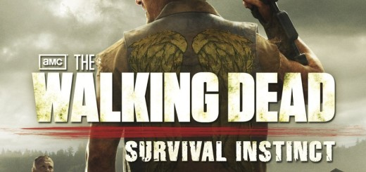 Walking Dead Survival Instinct Box Art