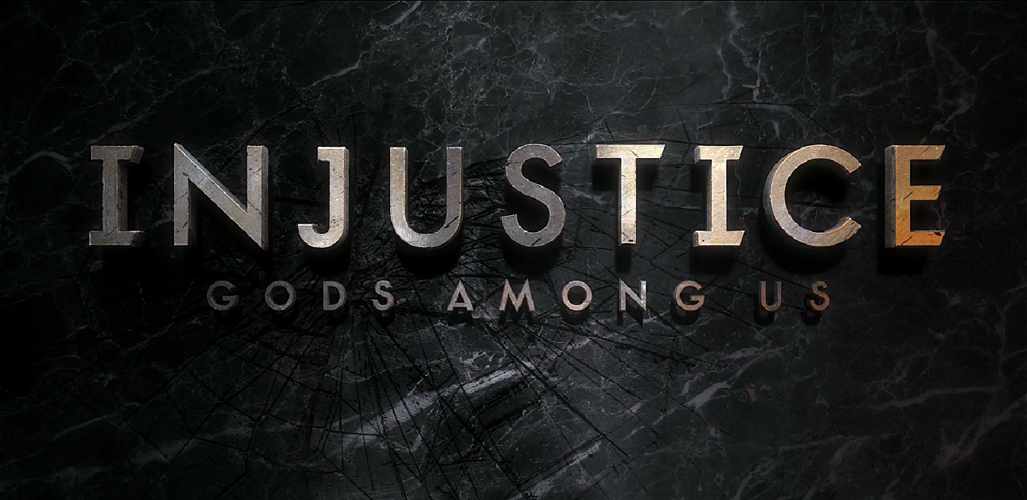 Injustice Gods Among Us Logo