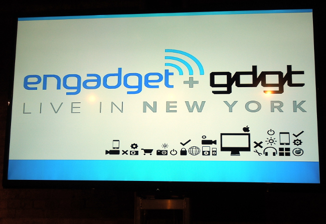Engadget + gdgt