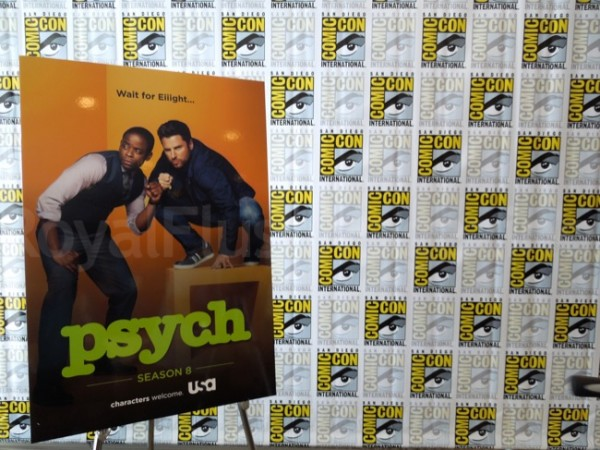 SDCC 2013 - Psych