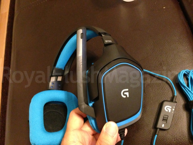 Logitech G430 Gaming Headset Review