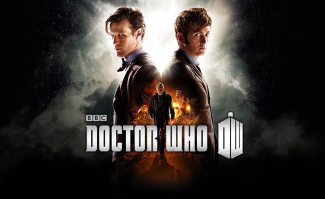 Dr Who: Day of the Doctor in 3D, brought to you by Fathom Events