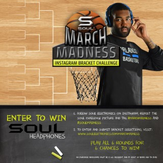 SOUL Electronics March Madness Contest
