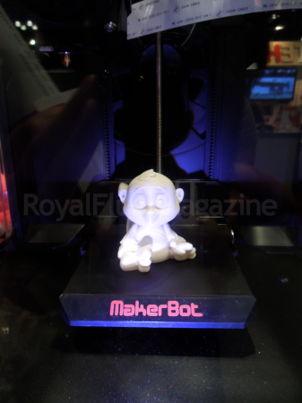 Makerbot  (Toy Fair 2014)
