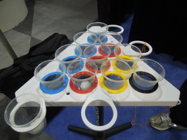 Point Pong  (Toy Fair 2014)