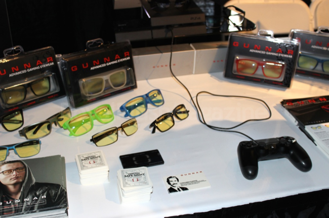 CE Week 2014: GUNNAR Optiks