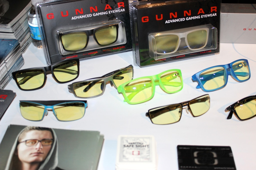 CE Week 2014 - GUNNAR Optiks