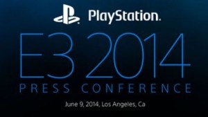 E3 2014: Sony Playstation Press Conference