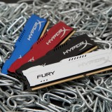 Kingston HyperX Brings the FURY and Impact to Your Gaming Rig