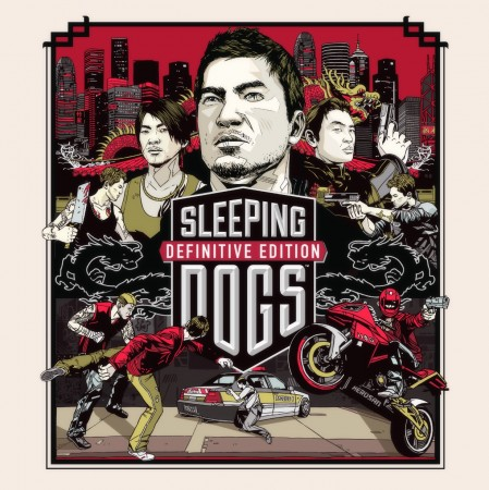 Sleeping Dogs DEFINITIVE EDITION main