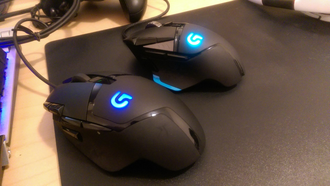 Logitech G402 Hyperion Fury Review