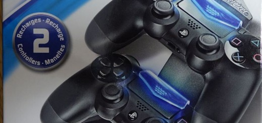 Energizer PS4 Charge System