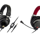 CES 2015: New Audio-Technica Gaming Headsets Announced
