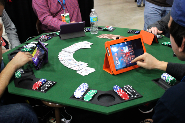 Pax South 2015: Texas Twist Poker