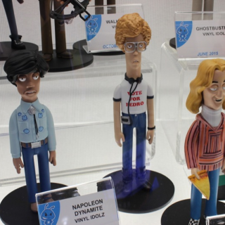 New York Toy Fair 2015: Vinyl Idolz