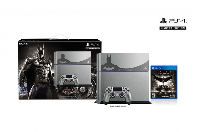 Batman PS4 Limited Edition Bundle