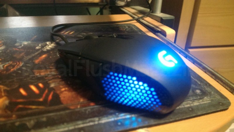 RFMag Holiday Gift Guide 2015: Logitech G302 Daedalus Prime Gaming Mouse