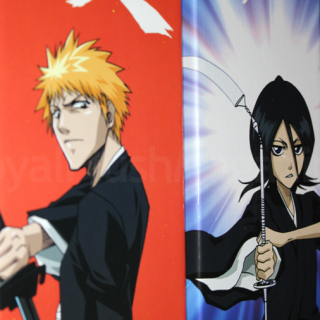 Bleach Replica Umbrella Contest