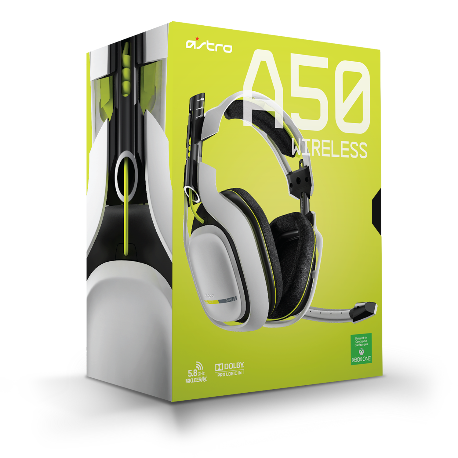 The ASTRO Gaming A50 is Xbox Gaming Room
