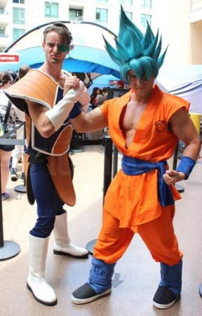 San Diego Comic Con 2015: Frieza's Galactic Army Boot Camp
