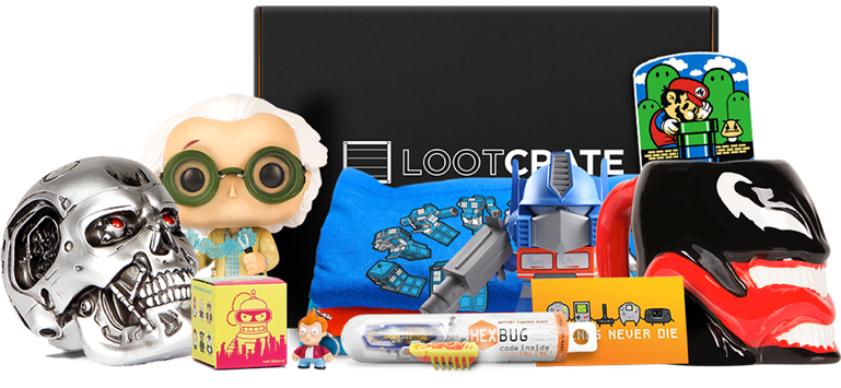 RFMag Holiday Gift Guide 2015: Loot Crate
