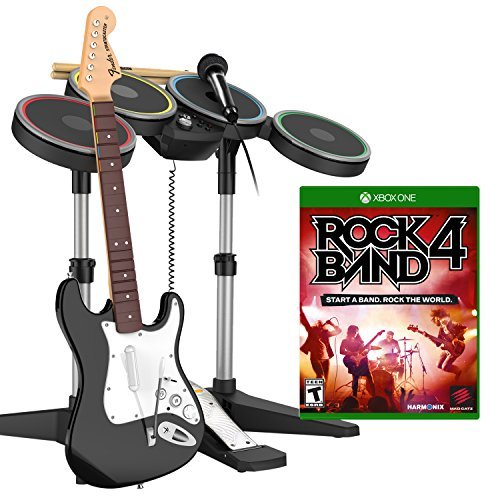 RFMag Holiday Gift Guide 2015: Rock Band 4