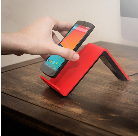 RFMag Holiday Gift Guide 2015: TYLT VU WIRELESS CHARGER