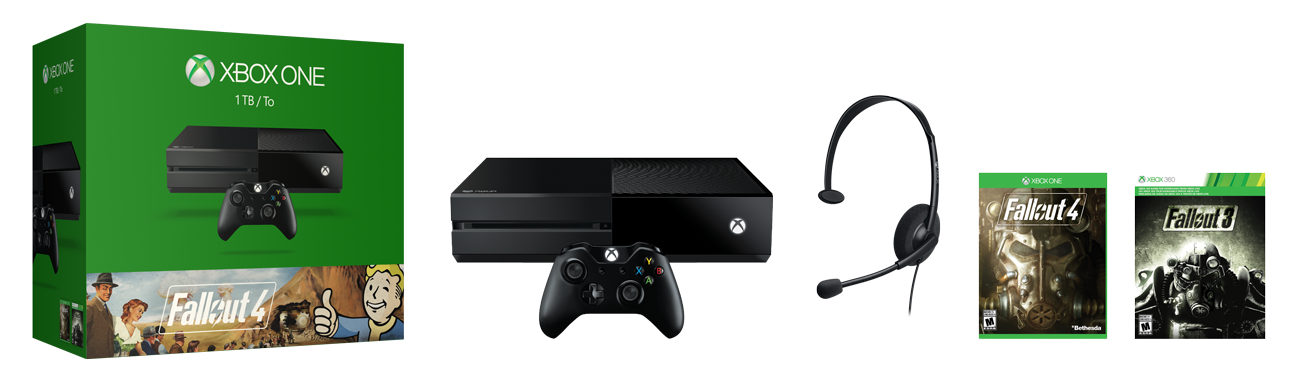 RFMag Holiday Gift Guide 2015: Xbox One Bundles