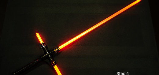 UltraSabers Renegade Crossguard Saber Review
