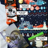Loot Crate December 2015 Unboxing