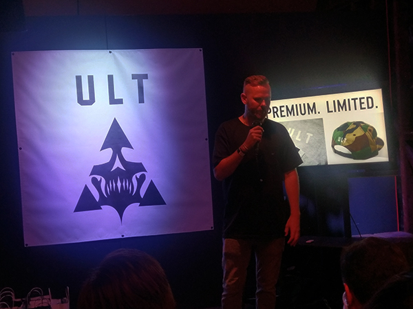 ULT esports apparel launch