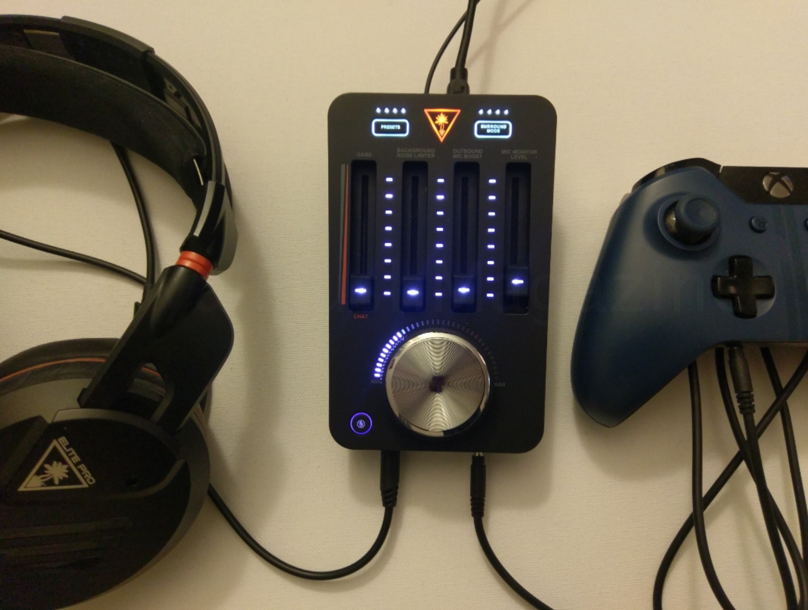 Turtle Beach Tactical Audio Controller Setup