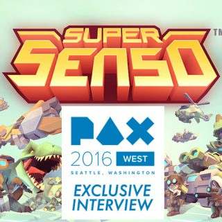 Super Senso Pax West 2016 Interview