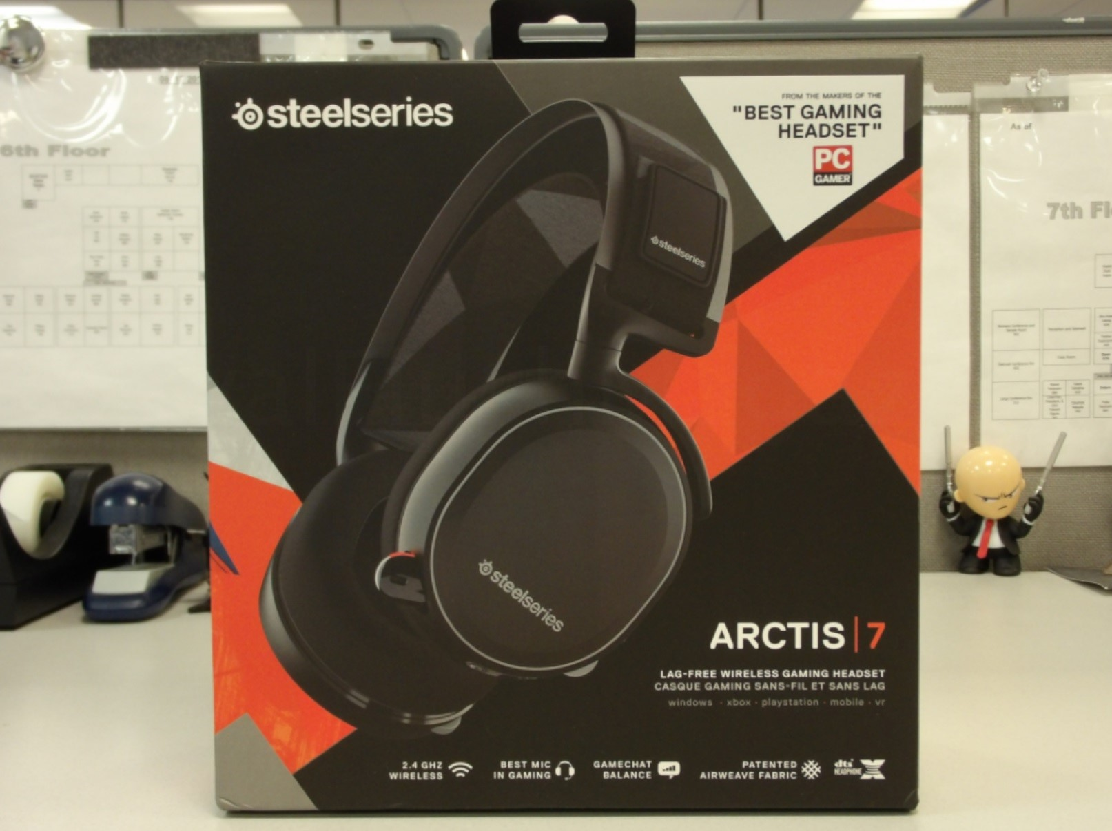 SteelSeries Arctis 7 Gaming Headset Review