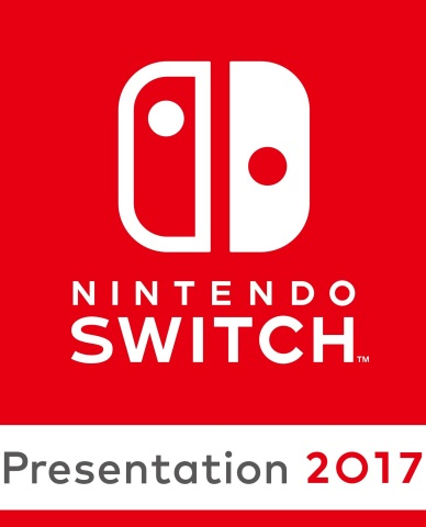 Nintendo Switch Presentation 2017 Logo