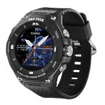 CES 2017: Casio Unveils WSD-F20 Android Wear Watch