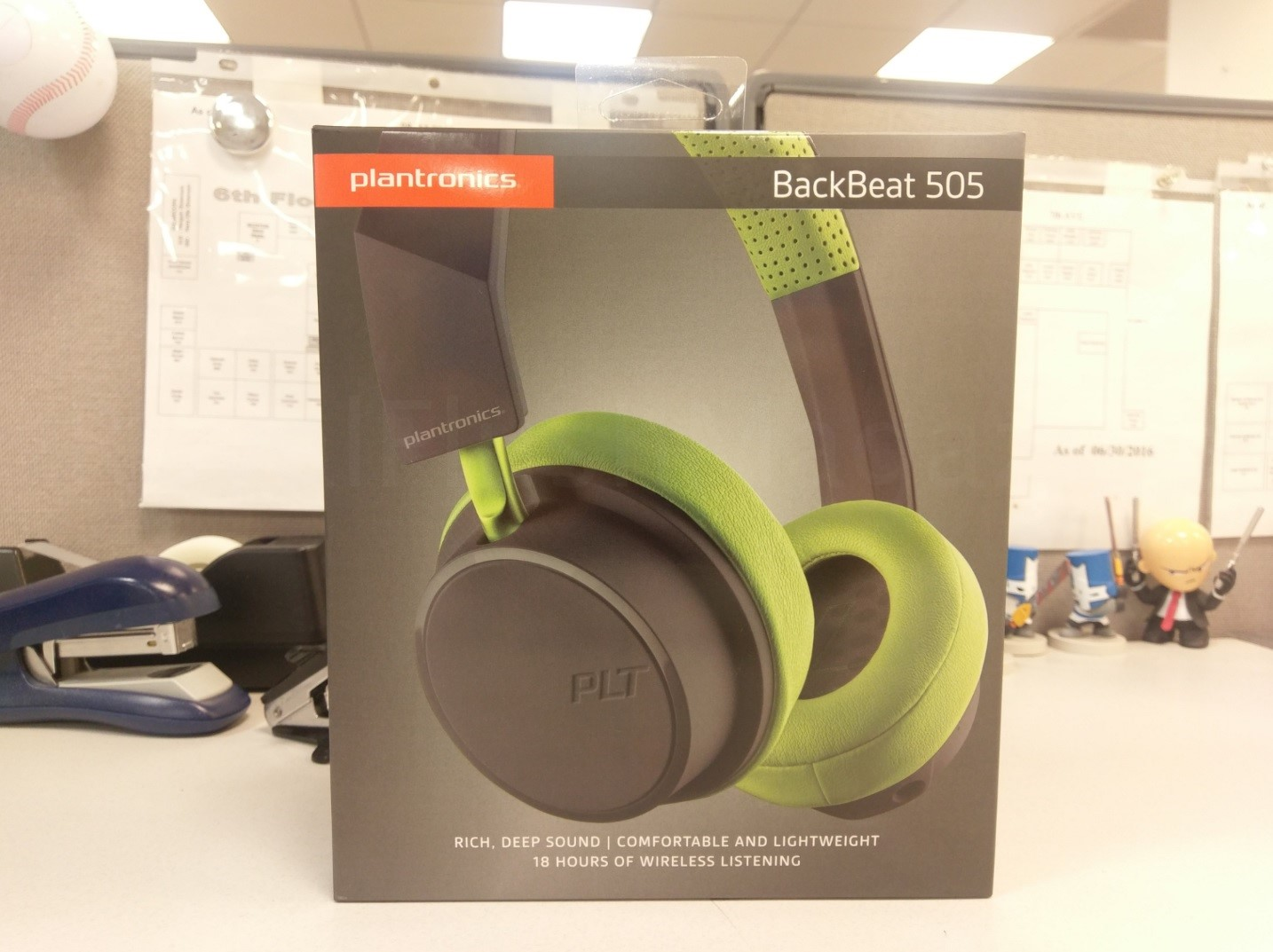 plantronics backbeat 500 series wireless headset review. Black Bedroom Furniture Sets. Home Design Ideas