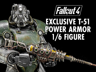 PAX East 2017 ThinkGeek Exclusive: Fallout 4 T-51 Power Armor