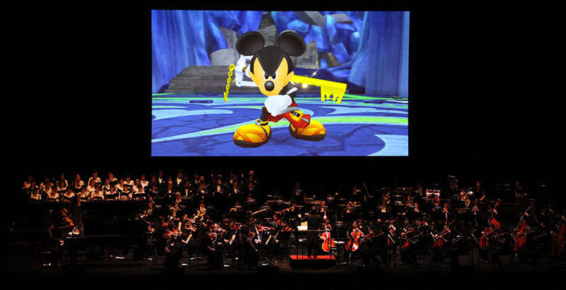 Kingdom Hearts World Orchestra Tour