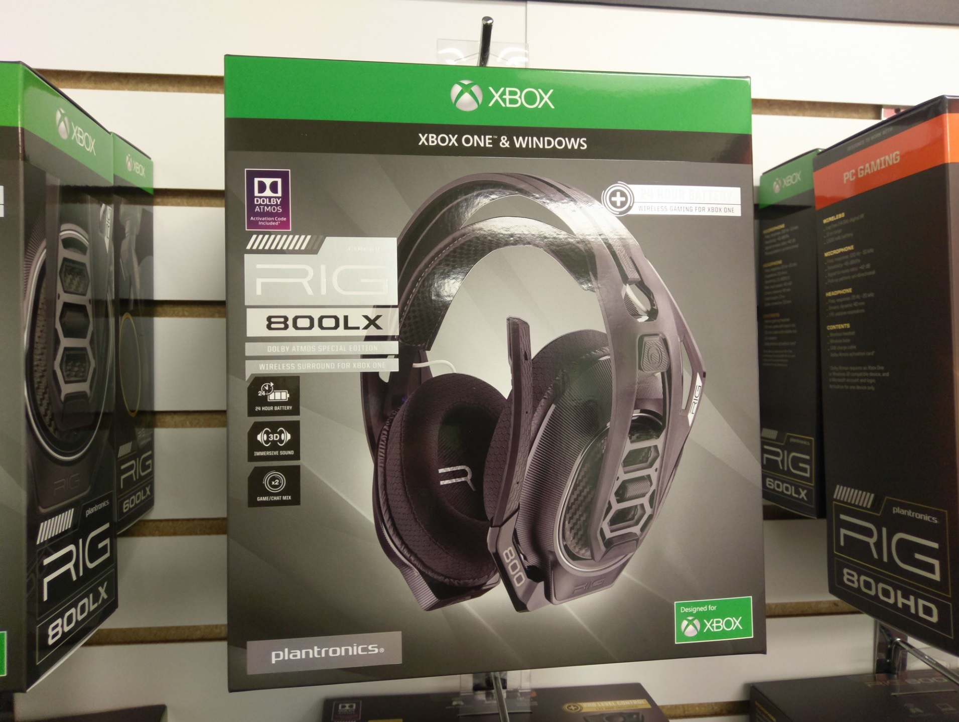 a82c8527bd9 E3 2017: Plantronics Showcases Gaming Headset Complete with Dolby Atmos