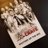 "WWE Slam Crate ""Masters of the Mic"" Unboxed"