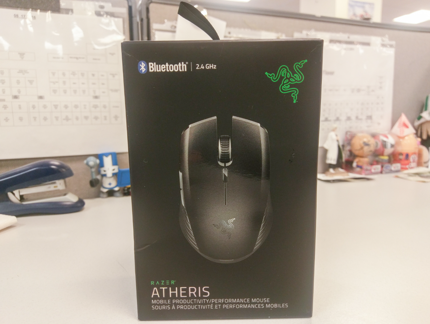 Mobile Mouse for Work and Play: Razer Atheris Mouse Review