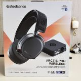 SteelSeries Arctis Pro Wireless Headset for PS4 & PC – Review