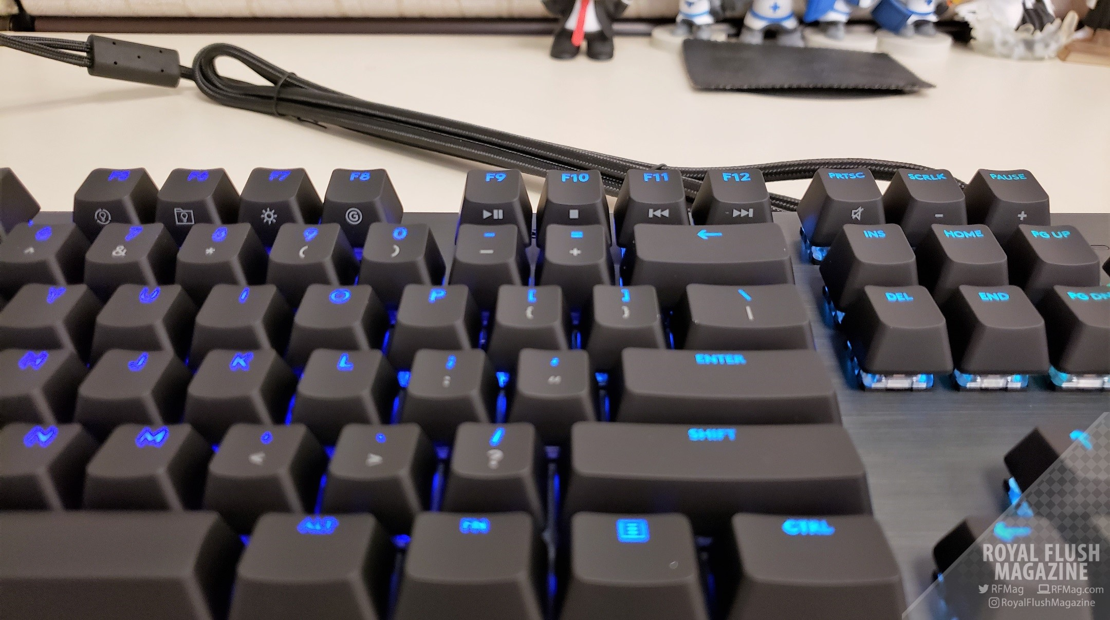 Logitech G512 Carbon Gaming Keyboard Review Rgb Mechanical Gx Blue The As A Whole Keeps Things Tight With Minimalistic Build Devoid Of Standalone Media Keys And Various Other Feature Are Aligned