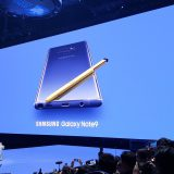 Samsung Unpacked 2018: Samsung Galaxy Note9 Unveiled